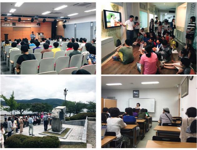 경주 동리목월문학관 사진자료