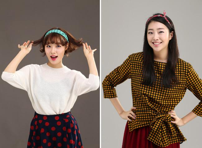 (좌) 민경아 / (우) 김다혜 ⓒ네이버책/문화 블로그