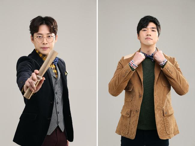 (좌) 강성욱 / (우) 정민 ⓒ네이버책/문화 블로그