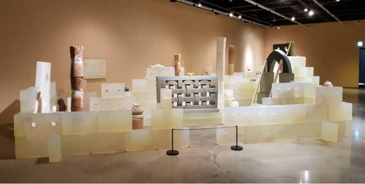 [대학로 무료전시] 향기로운 미술관에서 감상하는 비누조각 전시! 조각가 신미경 전시 [사라지고도 존재하는 7.5~9.9] 사진2