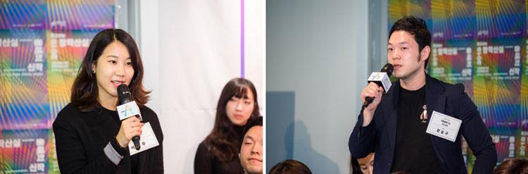 [창작공연] 베일 벗은 [창작산실] 뜨거웠던 언론간담회 현장 8